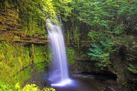 Glencar Waterfall Leitrim